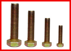 Hex head Bolts  - hex bolts
